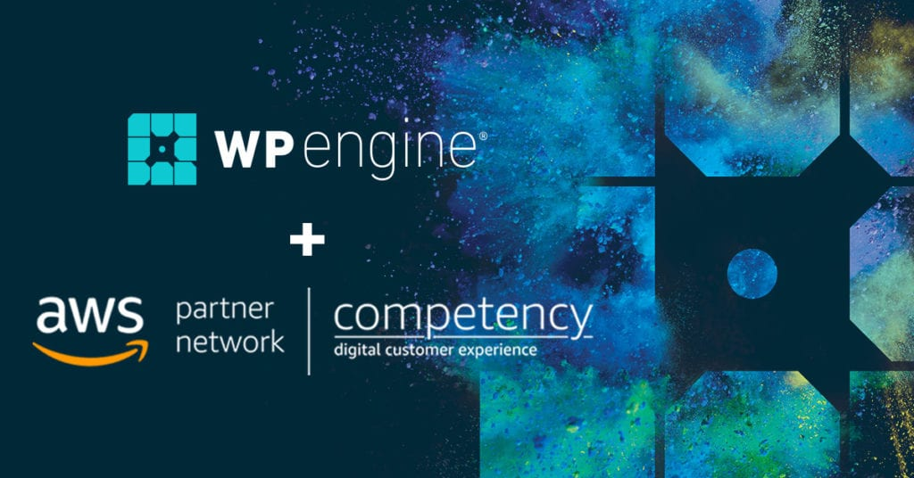 WP Engine Achieves AWS Customer Experience Competency Status