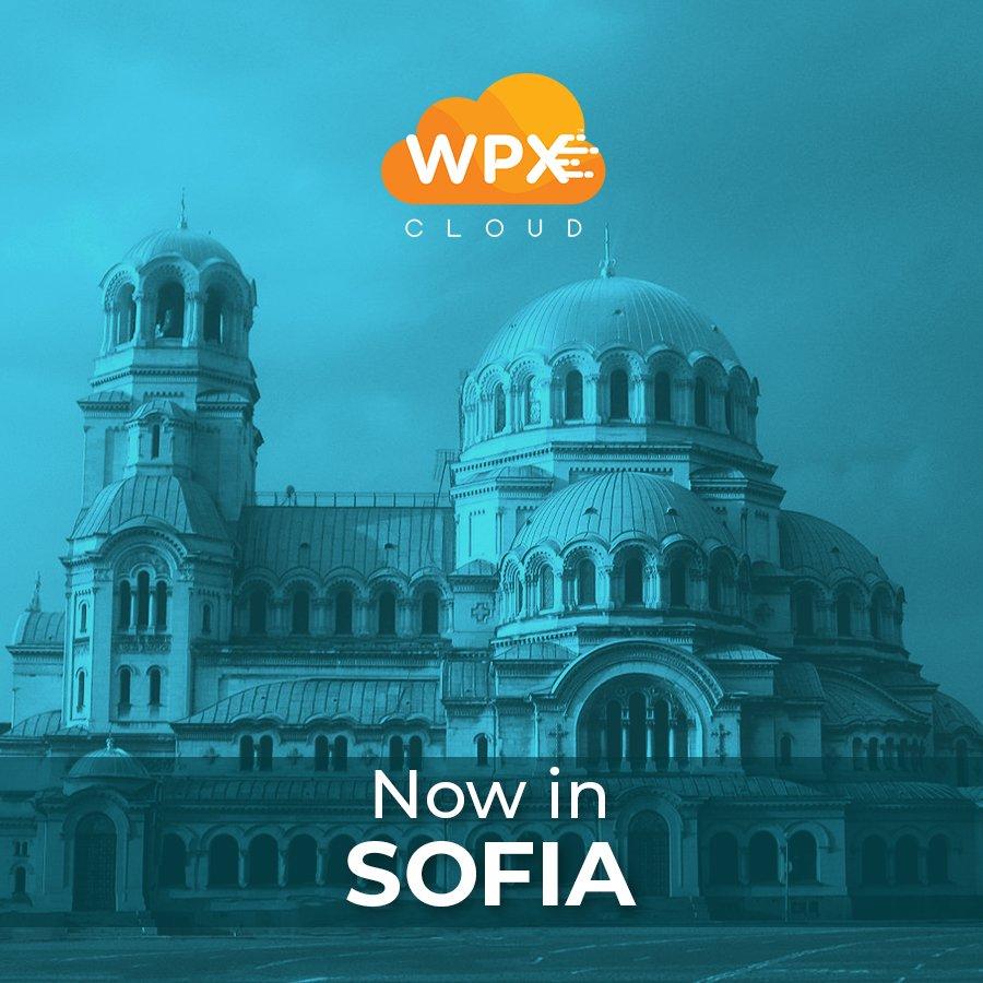WPX Hosting CDN Sofia